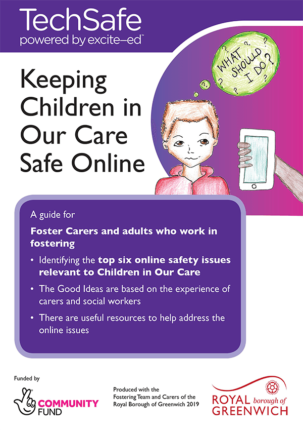 techsafe-leaflet-online-safety-foster-carers-guide