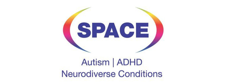 space autism uk charity herts logo