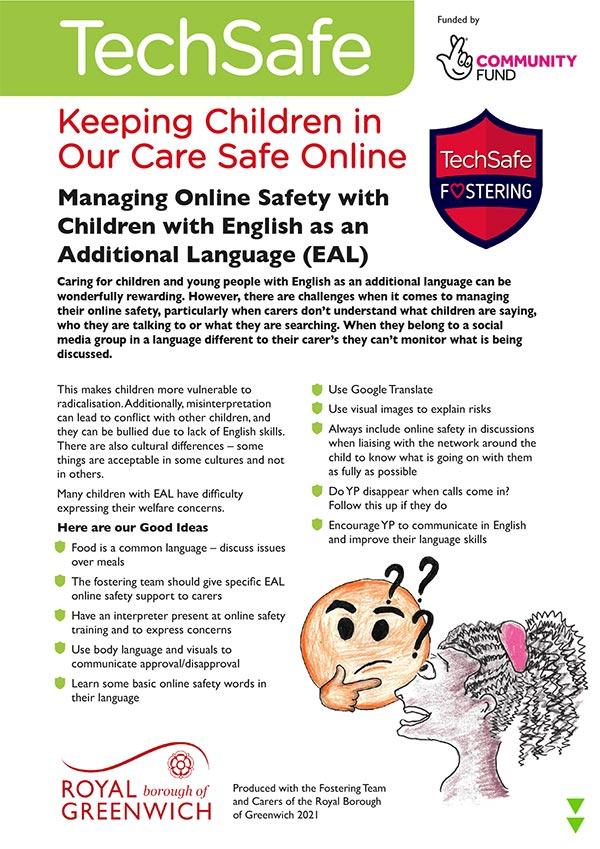 EAL guide for children