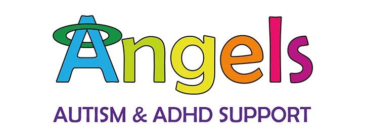 angels autism adhd logo